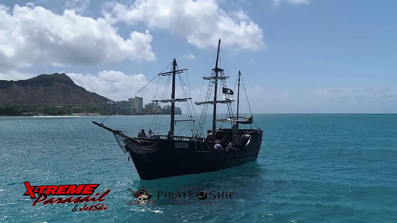 Hawaii Pirate Ship Adventures | Honolulu Pirate Cruises