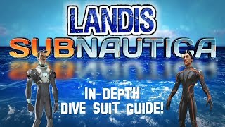 In Depth - Diving Suits! - Subnautica Guides (ZP)
