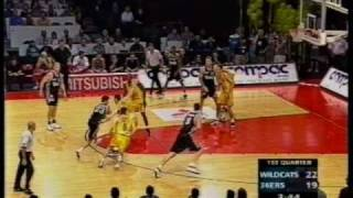 Wildcats vs. 36ers - an NBL Classic from 2000 Thumbnail