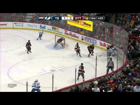 Tampa Bay Lightning vs Ottawa Senators 30.01.2014