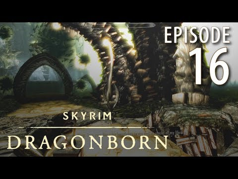 Skyrim: Dragonborn DLC in 1080p, Part 16: Another Visit to Apocrypha (Let's Play, PC, GTX680) |