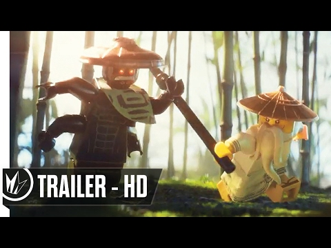 The Lego Ninjago Movie Official Trailer #1 (2017) Jackie Chan, Dave Franco -- Regal Cinemas [HD]