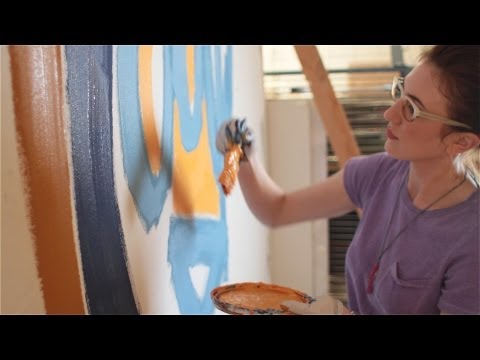 Painter America Martin on Craftsmanship