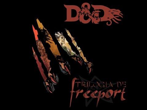 1 - Muerte en Freeport con D&D 5 (1 de 2)
