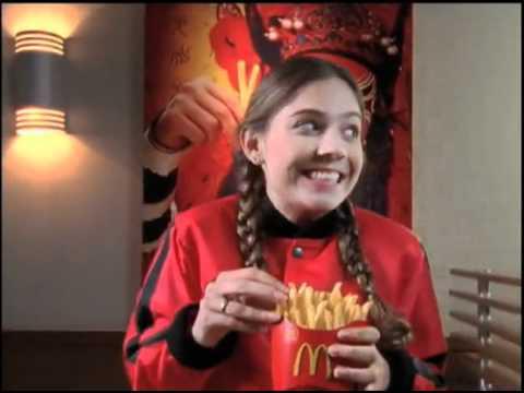 McDonalds China Menu