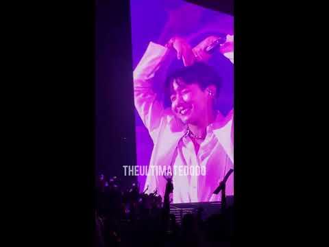 180912 Trivia 起: Just Dance Hoseok @ BTS 방탄소년단 Love Yourself Tour In Oakland Fancam 직캠