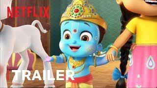 Mighty Little Bheem: Festival of Colors Holi Trailer 🎉 Netflix Jr