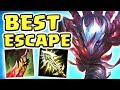 THE CRAZIEST ESCAPES | SHE GOT DELETED!! BLOOD MOON TALON | HE MADE A HUGE TINY MISTAKE - Nightblue3