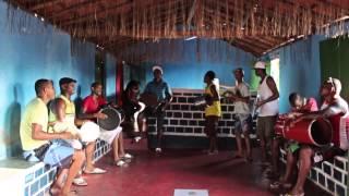 Grupo Cultural Samba Nego Ria - Pout Pourri de Samba - Cachoeira - Bahia - março/2014