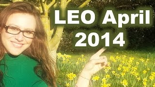LEO APRIL 2014 with Astrolada