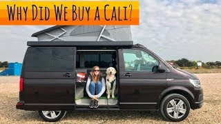 Why did we buy a VW California?