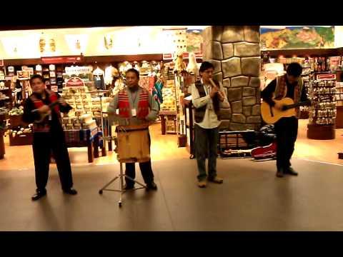 Peruvian Folk Music in Lima
