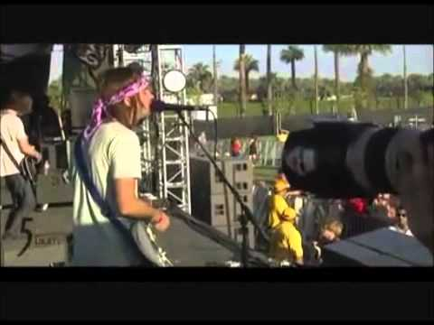 Tame Impala @ Coachella - It is Not Meant to Be