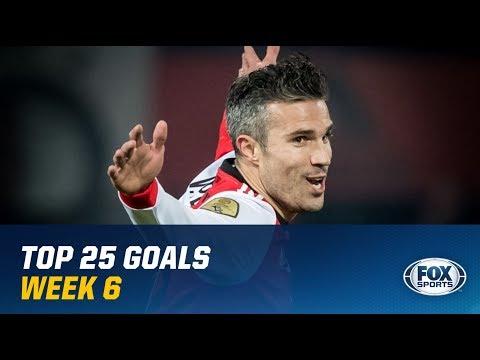 TOP 25 | Week 6