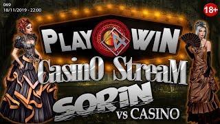 JUCĂM CASINO nr:069 / Sorin vs Casino / Casino Romania / DETALII IN DESCRIERE↓