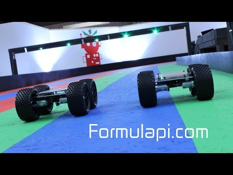 Formula Pi - RaspberryPi Autonomous racing