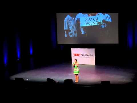 TedxNashville - Becca Stevens - The Wonder and Grace of a Drop in the Bucket