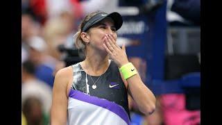 Naomi Osaka Vs Belinda Bencic Extended Highlights | Us Open 2019 R4