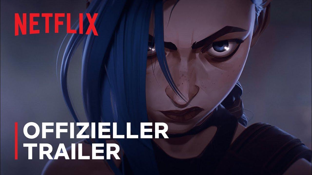 Download Arcane | Offizieller Trailer | Netflix
