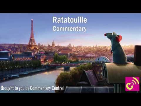 Ratatouille Commentary