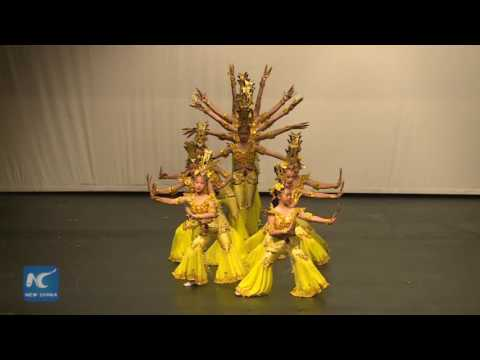 Dance of the Thousand-Hand Guan Yin staged in Chicago
