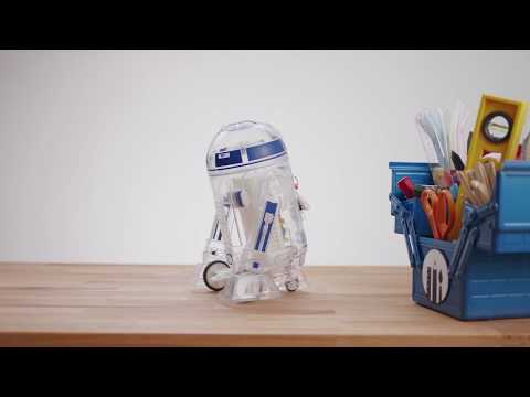Star Wars & littleBits Droid™ Inventor Kit: Meet Your Droid