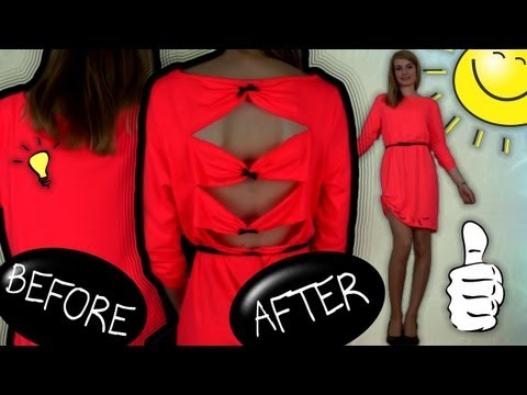Thumbnail: DIY: Fashion! How to Renovate, Recycle your Old Dress!