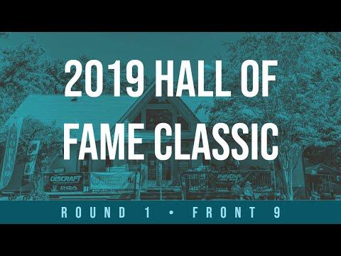 2019 Hall Of Fame Classic • FPO • R1F9 • Elaine King • Paige Pierce • Sarah Hokom • Catrina Allen