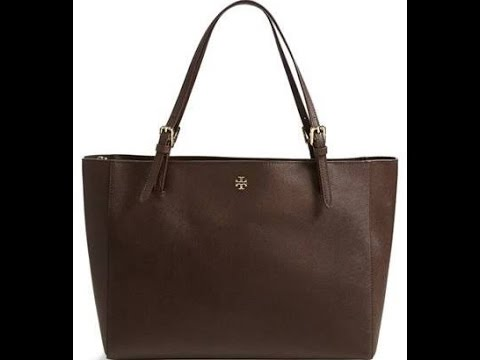 8e10b25c2ee Tory Burch York Tote Unboxing! - YouTube