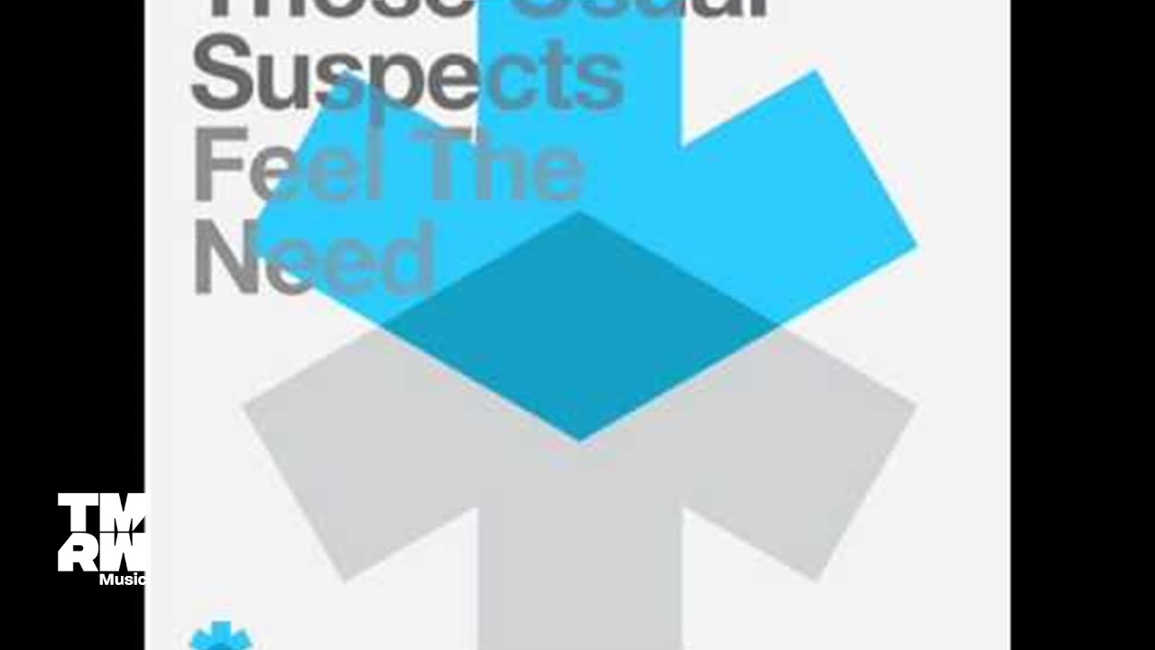 Download Those Usual Suspects - Feel The Need [Ridney Remix]