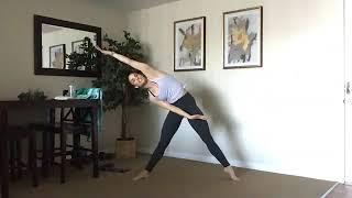 Pilates Stretch!
