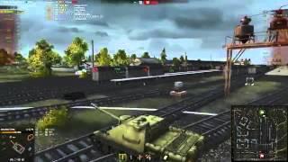 СУ 122 44  10 kills  Энск – Стандартный бой  WOT 0 9 3 Full HD