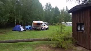 Vitrūna Camping, Lazdijai, Lithuania
