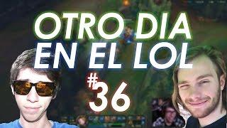 AL FIN SE GANÓ | OTRO DIA EN EL LOL #36 ft. MrrAden751