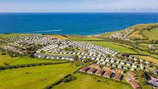 Highlands End Holiday Park - an amazing holiday resort on Dorset's Jurassic Coast