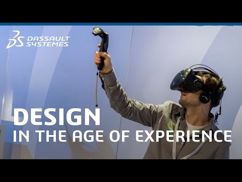 Design in the Age of Experience - Milan - Dassault Systèmes
