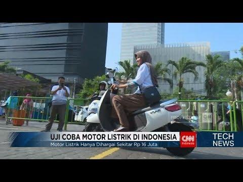 Motor Listrik PLN untuk Indonesia - TechNews