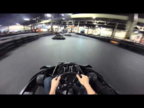 GoPro Karting Action 500 Montreal [Filmed with  GoPro Hero 3+ 1080P HD]
