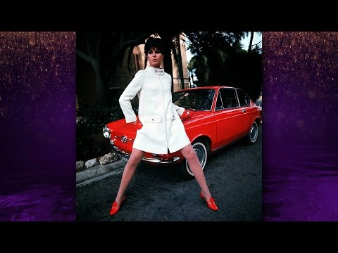 Joanna Lumley looks back at her early modelling career - The Graham Norton Show: Series 19 - BBC One