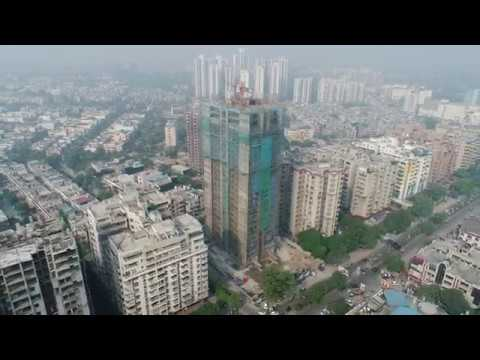 Arthah Tower, Vaishali, Ghaziabad I Drone View I Big Bang Entertainment