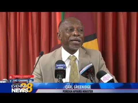 GUYANA APPROACHES EU OVER VISA REQUIREMENT 10 17 2018