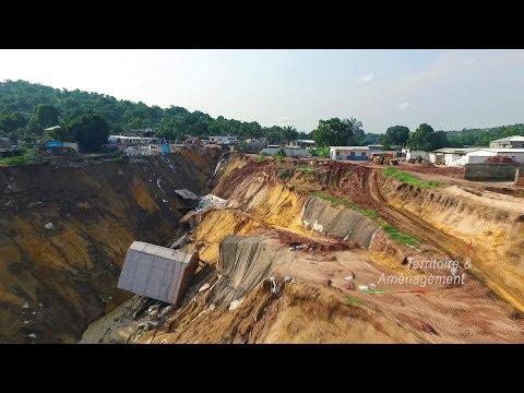 Vérités sur les érosions au Congo