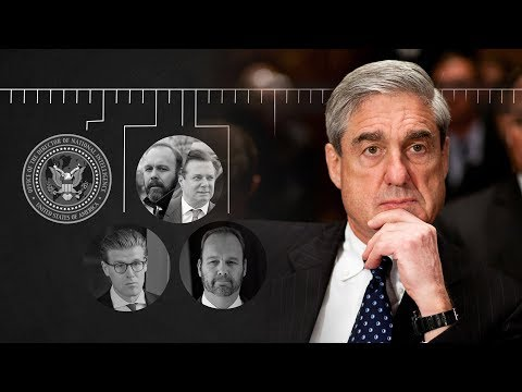 How Robert Mueller's Russia Investigation Unfolded