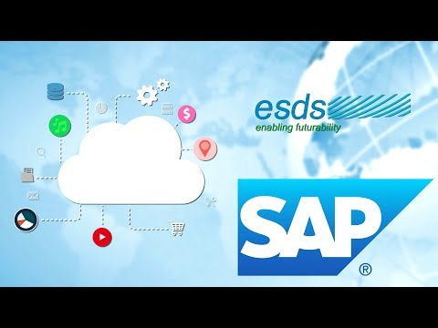 HTC Global Services, Inc Highly Recommends ESDS Cloud Hosting for SAP HANA Integration