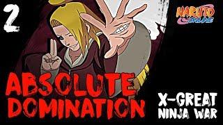 THE GRAND FINALE! Cross-Server Great Ninja War #2 - Naruto Online