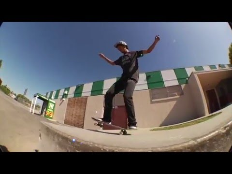 Sugar Skateboards - Victor Brooks Welcome To Sugar Part