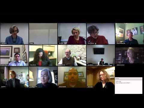 NEA Partnership Agreements Panel Meeting, January 13, 2015