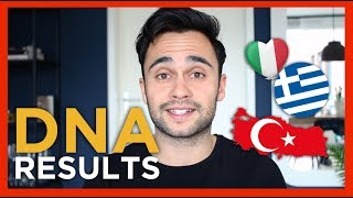 WAIT I'M WHAT?!! SHOCKING DNA RESULTS | Deniz F.