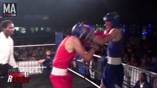 Zero To Hero Season 3 Fight Night - Ryan 'Loves a High 5' Purchase vs Andy 'The Cobra' Collier