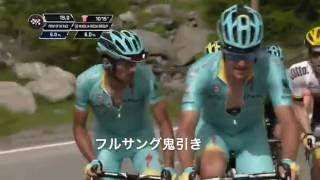 3分間で振り返るジロ・デ・イタリア第20ステージ